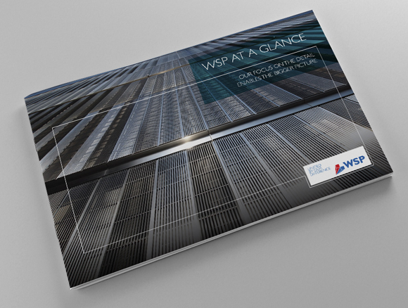 WSP 'At a Glance' book