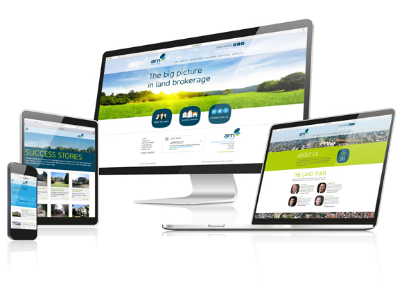 Aston Mead Land and Planning - Branding and website