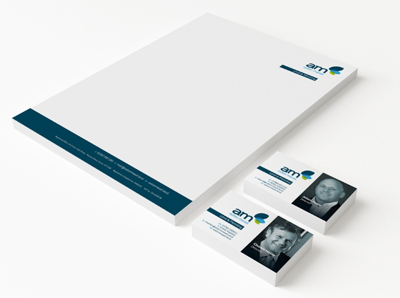 Aston Mead Land and Planning - Branding and business stationery