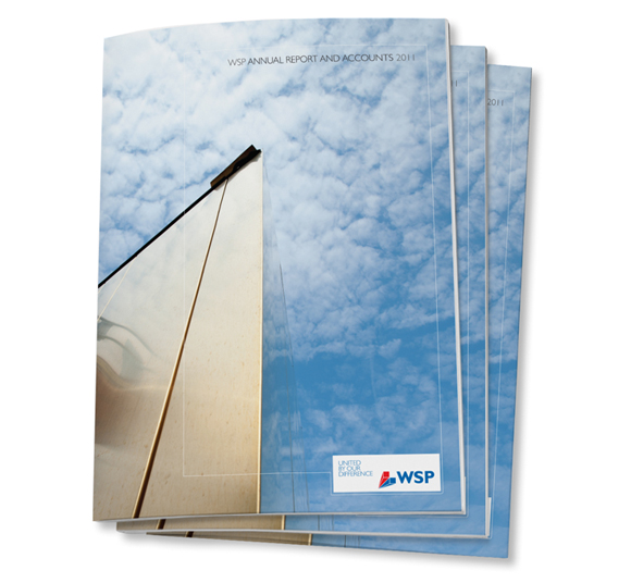 WSP annual reports