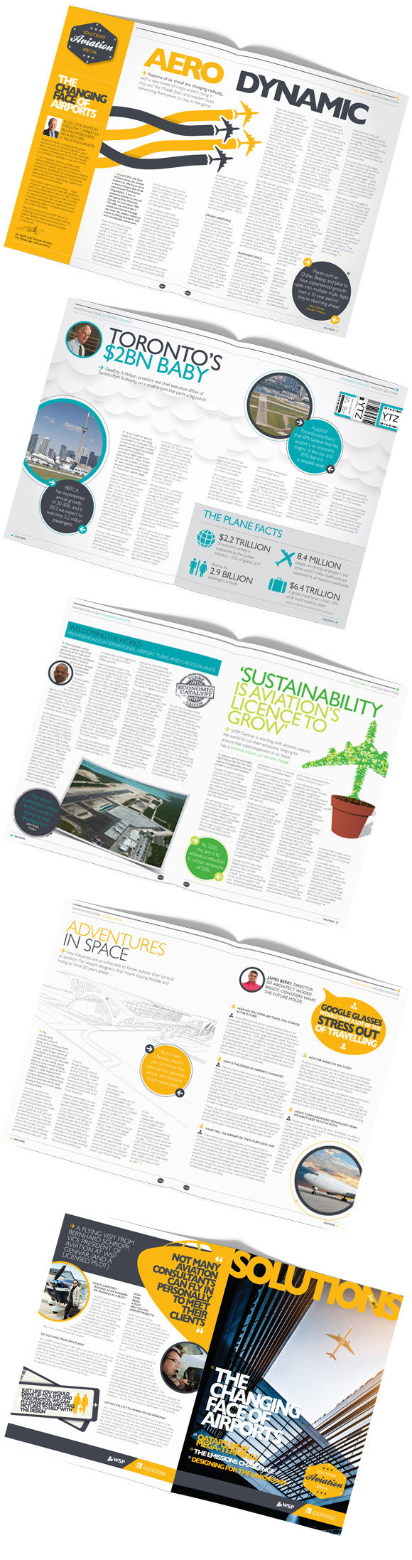 WSP - Solutions Magazine - August edition