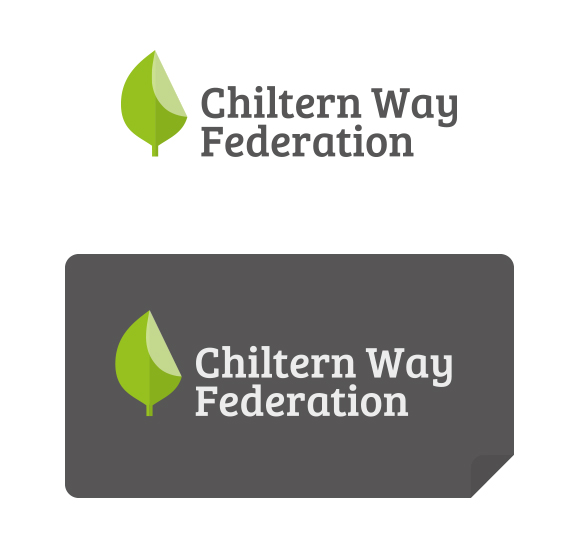 Chiltern Way Federation - Branding consultation, design and development