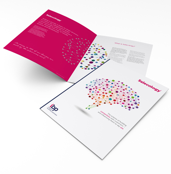 Salecology® from Impact Business Partners - branding and document design and print