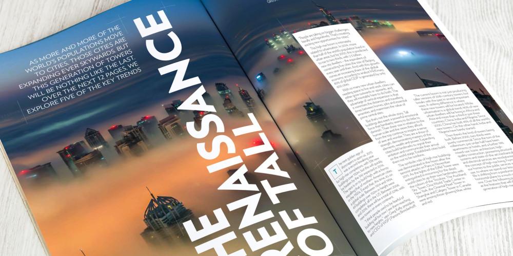 WSP | Parsons Brinckerhoff Skylines magazine