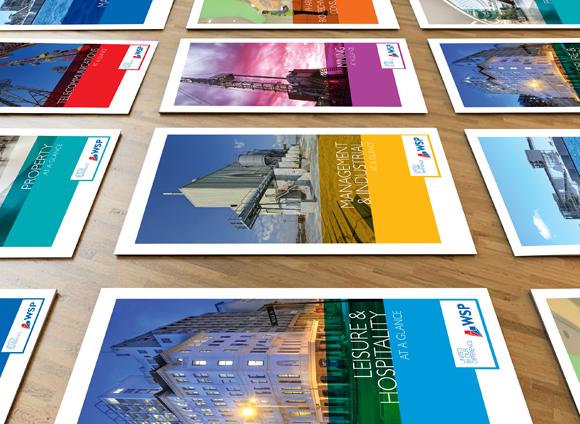 WSP Africa Brochures