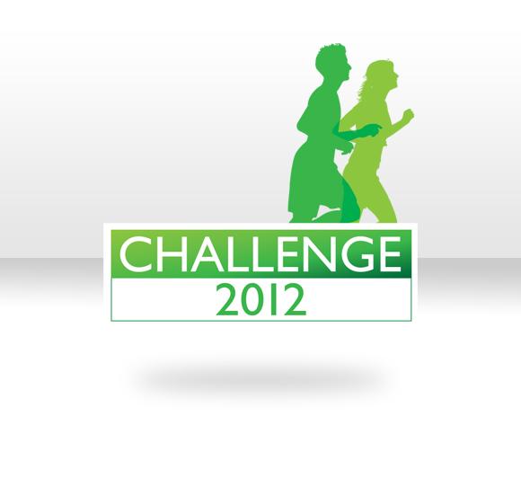 Challenge 2012 - John Lewis and Waitrose - branding
