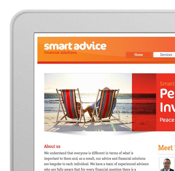 Smart Advice Financial Solutions (SAFS) website