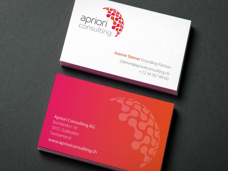 Apriori Consulting rebrand