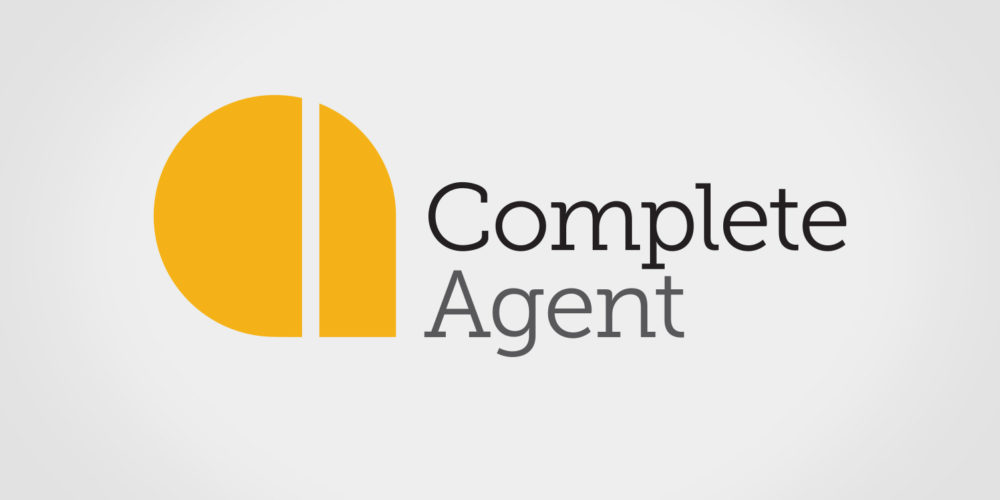 Complete Agent branding and website