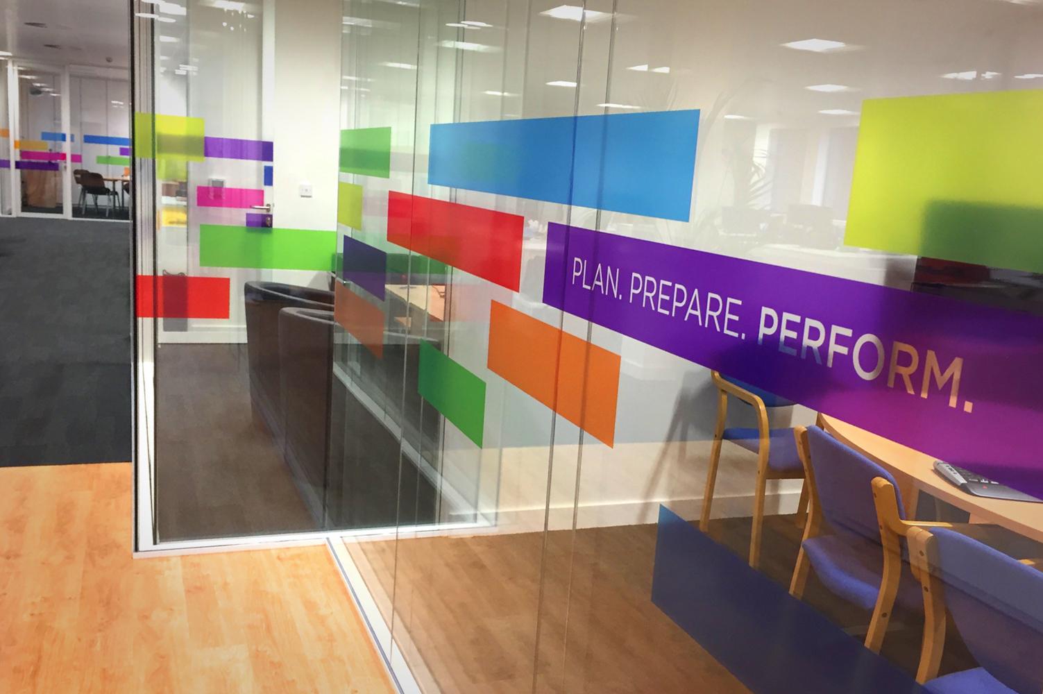 ORH office interiors
