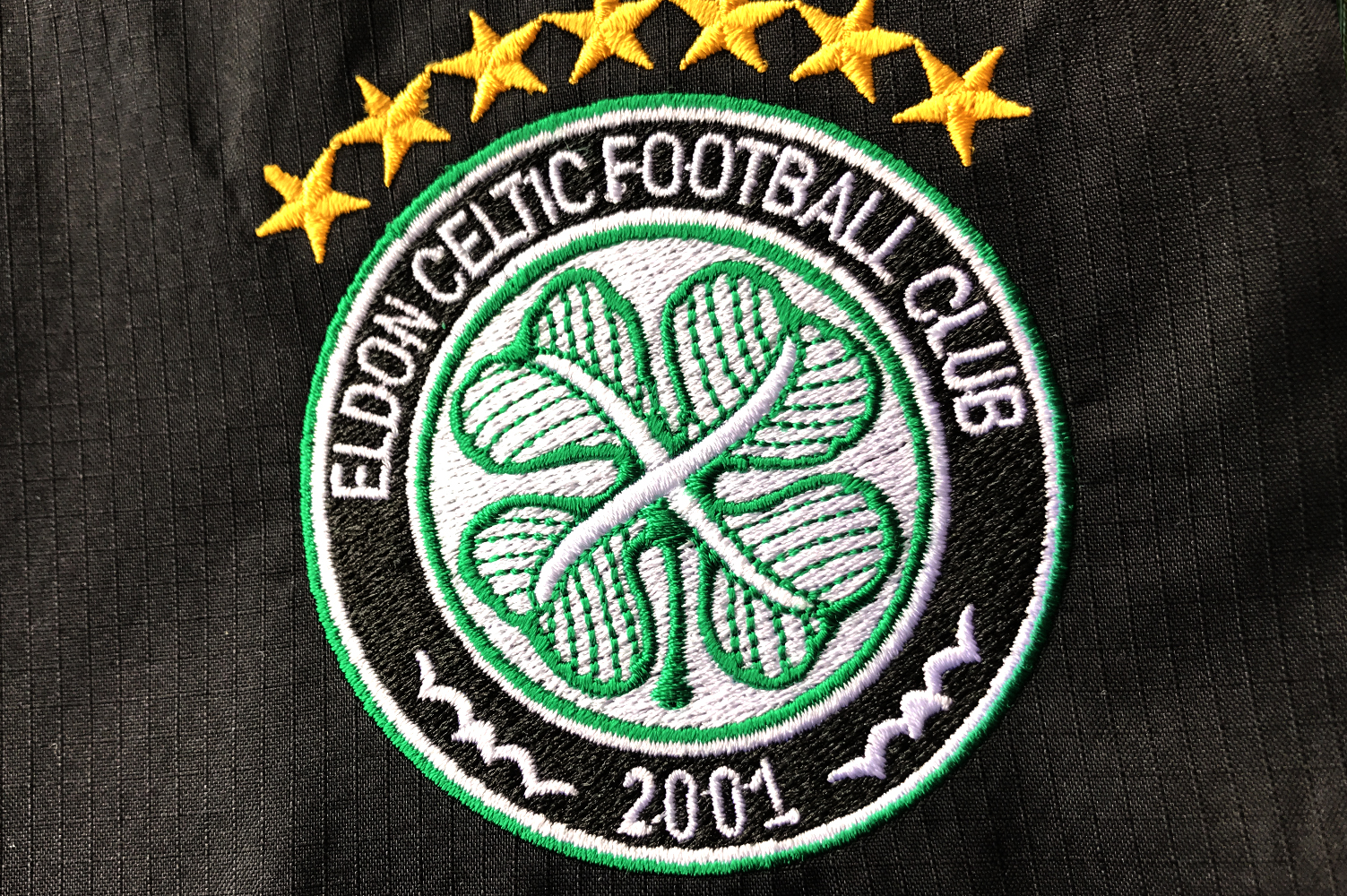 Supreme Creative and Eldon Celtic FC