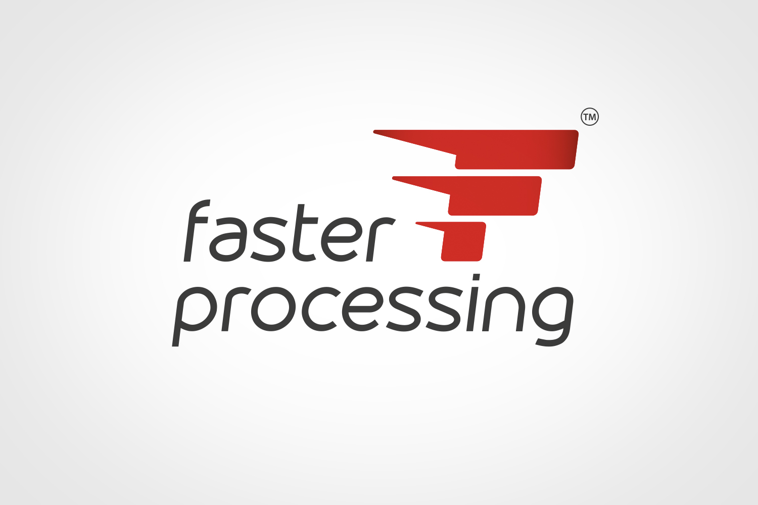 Faster Processing branding and website - Creative Graphic