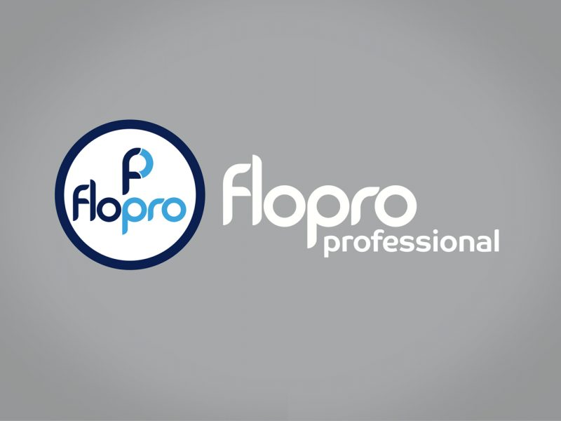 Flopro professional range packaging