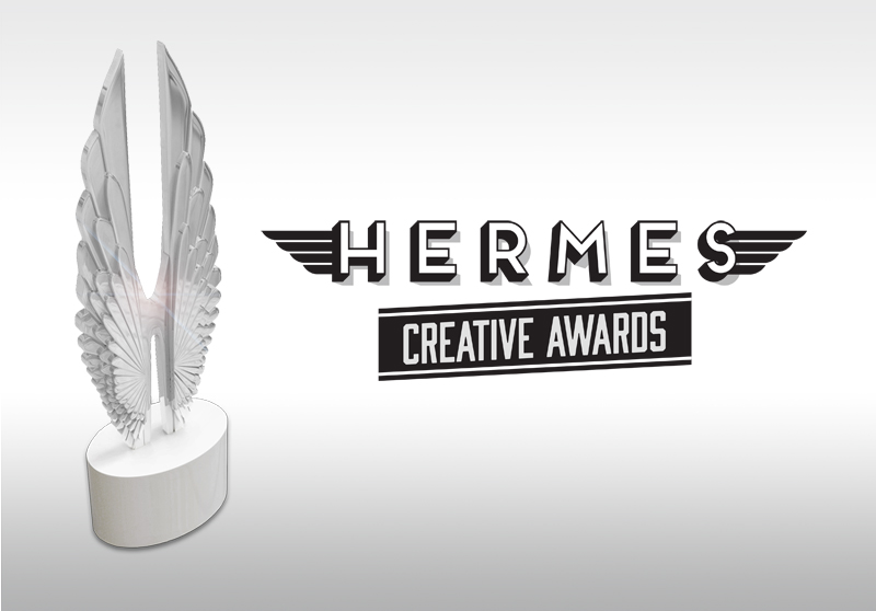 Platinum win in the Hermes Creative Awards!