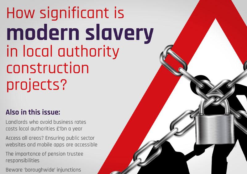 Blake Morgan 'Local Authority Matters' magazine